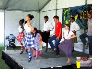 Scottish Dance Workshop
