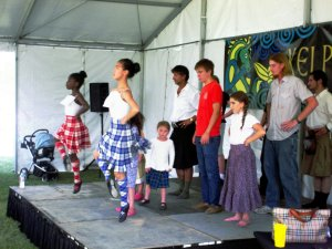 Scottish Dance Workshop
