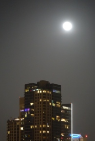 Full Christmas Moon & Spring Bldg