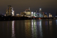 Downtown from Lou Neff Point