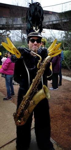 Saxophonist's Tribute to GWAR