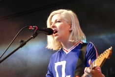 Molly Rankin of Alvvays