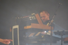 Iain Cook of CHVRCHES