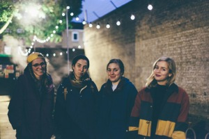 Chastity Belt; from the band's facebook page