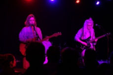 Chastity Belt at Paper Tiger, San Antonio, Texas; 3/13/2017